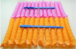 Wholesale plastic curler cm long