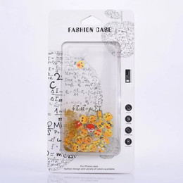 Wholesale Back Cover For iPhone S Case PC Plastic Christmas Tree Cake Case For IPhone S SE Plus Luminous Smile expression
