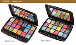 Eyeshadow Gel New 18 Full Colors Eye Shadow Palette naras Cosmetics Mineral Make Up Professional Makeup Eye Shadow Palette Kit