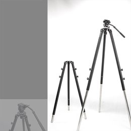 High Bearing Spider Special Tripod For Camera Crane Jib Portable Load 120kg With Ballhead Aluminum Alloy Free Shipping