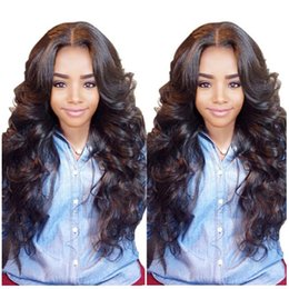 Brazilian 8A Loose Curly Human Hair Full Lace Wig Loose Wave Human Hair Lace Front Wigs With Baby Hair For Black Woman