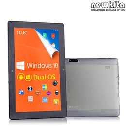 Wholesale Newkita inch Dual OS G Tablet Window Android G HDMI USB Bluetooth GPS WPS Phablet Laptop