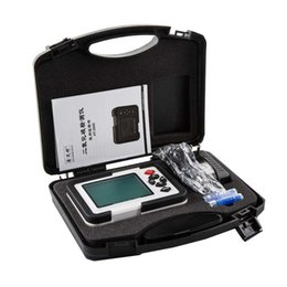 Wholesale HT Digital CO2 Meter CO2 Monitor Detector Gas Analyzer ppm CO2 Analyzers Temperature Relative Humidity Tester
