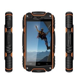 Wholesale Discovery V8 Android G Smartphone IPS MTK6572 Dual Core WiFi GPS Waterproof Shockproof GB ROM MP Dual Sim Mobile Cell Phone