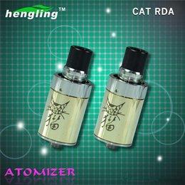 Acheter en ligne Meilleur rba-Meilleur prix mod mécanique RDA / RBA atomiseur de chat clone cats rda atomiseur
