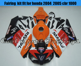 Injection ABS Fairing Kit Fit for Honda 04 05 2004 2005 CBR1000RR Body Frames Fairings Motorcycle Fairing Kit Bodywork Motorbike Fairings
