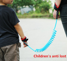 Baby Safety wristband anti lost device Harness Strap Wrist leash Walking Hand Belt