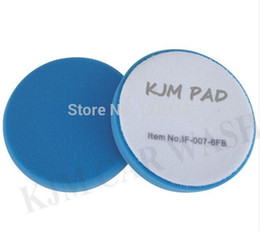 "K518 2pcs lot Free shipping 6"" high quanlity AMERICAN foam pad car Buffing Pad & car finishing pad for Car Polishing"