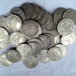 Wholesale USA Seated Liberty dollar Coin piece differ Crafts Promotion Cheap Factory Price nice home Accessories Silver Coins