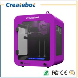 Wholesale super Mini D Printer mm FDM LCD High Precision d printer Kit Light weight for Artistic Design