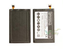 Wholesale 100pcs mAh EV30 VDC Replacement Li Polymer Battery For Motorola Verizon Droid RAZR HD XT926 XT925 XT905 XT907 XT890 SNN5915A EG30