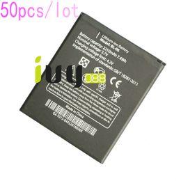 50pcs lot Original BL-06 BL06 BL 06 2250mAh Battery for THL T6S T6C T6 Pro Mobile Phone Batteries Batteria Batterie Batterij