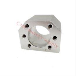 Wholesale Aluminium Alloy ballscrew nut housing bracker holder fit for SFU2505 ball screw