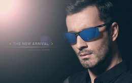Wholesale Aluminum Magnesium Sunglasses Polarized Sports Men Coating Mirror Driving Sun Glasses oculos Male Eyewear Accessories