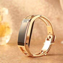 iMeaning Sport Activity Tracker Smart Wristband for Mobile Phone Metal Smartband Bracelet For smartphone Smart Wristband