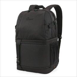 Wholesale Lowepro DSLR Video Fastpack AW Photo Camera Nylon Waterproof Shockproof Bag Backpack Laptop Rain Cover