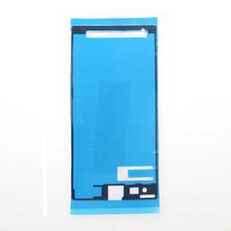 Pre Cut Battery Front LCD Screen Waterproof Adhesive Glue Tape Sticker for Sony Z Z1 Z2 Z3 Z4 Z5 mini