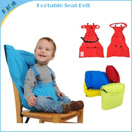 Wholesale Chinese Supplier Baby cloth seat months up highchair feeding safely belt kids table dining chair child seat belt