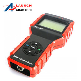 Wholesale 2016 one year warranty BST Launch System Tester AP BST Battery Original battery system tester bst460
