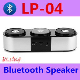 Wireless Bluetooth Speakers Handsfree Call Subwoofer outdoor Speakers Support TF Music MP3 Player IN STOCK free DHL