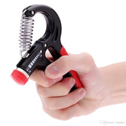 Mano ajustable Power Grip Ejercitador 10-40KG brazo de la muñeca entrenamiento de la fuerza H210656 desde ejercitador de agarre proveedores
