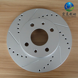 Wholesale OEM AUTO PARTS BRAKE DISC BRAKE ROTOR FOR AUDI VW cars ISO9001