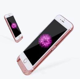 Wholesale Etui batterie externe pour Samsung Galaxy S7 S6 edge Note iPhone plus