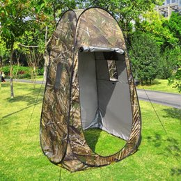 Canada Portable Pop Up Tente Camping Plage Toilette Douche Vestiaire en plein air Confidentialité portable camping shower tent promotion Offre
