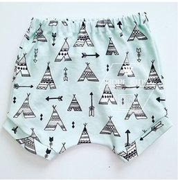 Kids Clothing Girls Boys Baby Shorts For Summer Toddler clothes Bloomers Teepee pants Children Shorts hight quality 306