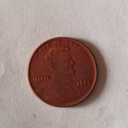 Wholesale USA Lincoln cents Coin Crafts pieces bale Promotion Cheap Factory Price nice home Accessories Coins
