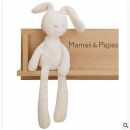 Wholesale 52cm Mamas Papas Baby Toys Cute Rabbit Sleeping Comfort Stuffed Doll Cartoon Bunny Plush Animals Hot Toys For Baby Gifts