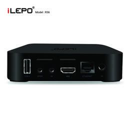 Wholesale iLepo Android box RK3229 mxq k Quad Core TV Box KODI XBMC Full Loaded HD Output smart Media Boxes With Remote Control Set Top Box