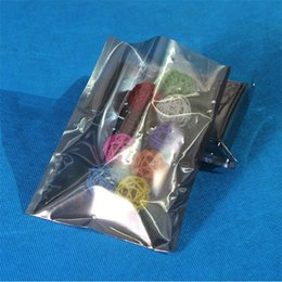 100PCS 21x24cm flat anti-static shielding bag  vacuum composite bag  plastic hard bags