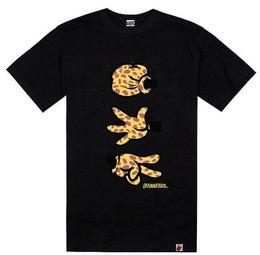booger kids t-shirt fashion rock hip hop Rap blouse streetwear clothes summer cotton tees male tops t shirts casual leisure tee