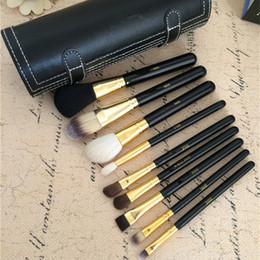 Wholesale Professional Make up Brush Tools Cosmetic Facial Wool Makeup Brushes Set Kits on Discount A15