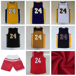 Wholesale 2016 Basketball All Star West Red bryant Men Embroidery Logo Rev New Material Basketball Jersey Mix order Cheap