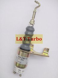 Wholesale Shutdown solenoid kits for Bosch RSV governor SA right hand mounting valve Bosch injuection Pump Perkins