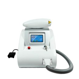 Wholesale Most Advanced Q Switched Nd Yag Laser Tattoo Removal Machine With nm nm Removal Pigmentation Skin Care beauty Equipment