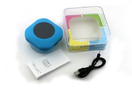 2016 Latest Design Square Mini Bluetooth Speaker Wireless Waterproof Show Room HIFI Bluetooth Speakers With Retails Package