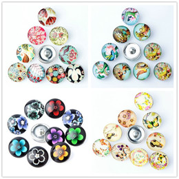 NOOSA Nosa chunks 18mm Noosa Interchangeable Snap Button DIY Noosa necklaces bracelets Jewelry Accessory Ginger Snap Jewelry