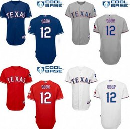 Wholesale 2016 Hot Sale Mens Texas Rangers Jerseys Rougned Odor Baseball Jersey Name And Number Stitched size S XL