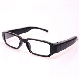Wholesale Mini DV Fashionable Spy Hidden Eyewear Glasses Camera DVR Video Recorder x