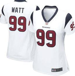 Wholesale 2016 hot sale women football Jerseys Houston cheap Texans jerseys JJ Watt elite authentic football shirt Hopkins size S XL