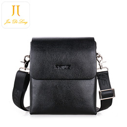 Men Top Leather Briefcase Business Messenger Bags Fashion Single Shoulder Bag Vintage Male Coffee Cross Body