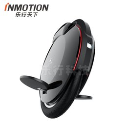 Wholesale The latest INMOTION v8 Outdoor Fitness Equipment WH w KM H Built in handle bar LED multiple modes Electric unicycle APP High pedal