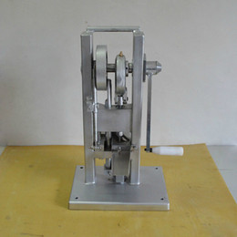 Wholesale Manual Single Pill Maker Punch Tablet Press Making Machine TDP with Hopper