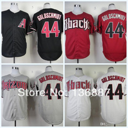2016 #44 Paul Goldschmidt Arizona Diamondbacks,Mens Authentic Baseball Jerseys, New Style Wholesale Cheap Jersey,Embroidery Logos