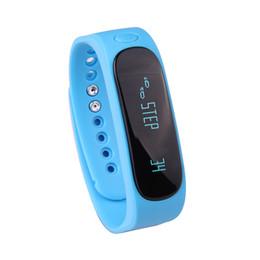 2016 activité smartband tracker E02 H9 bande intelligente bandes smartband sport bracelets Bluetooth Android ios activité fitness tracker podomètre sommeil moniteur horloge activité smartband tracker autorisation