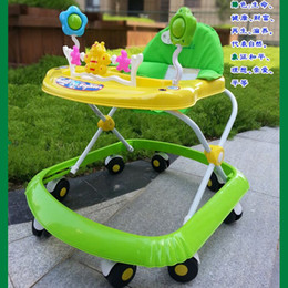 Wholesale 2016 hot new style Big wheel folding baby stroller walker multipurpose folding baby walkers