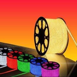 Wholesale manufacturer sale LED Strip Light SMD RGB White Warm white Waterproof nonWaterproof LEDs LM Flexible Single Color